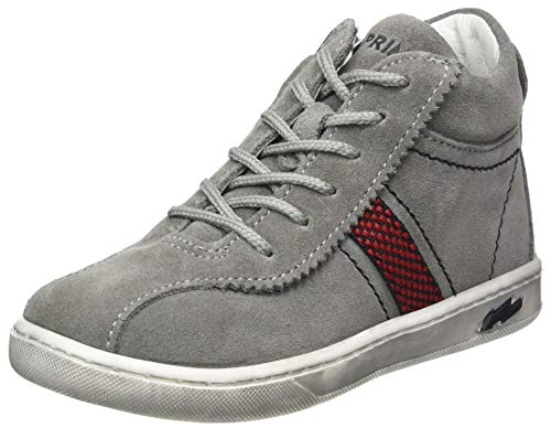PRIMIGI Baby-Jungen PLK 64036 First Walker Shoe, Grigio, 26 EU