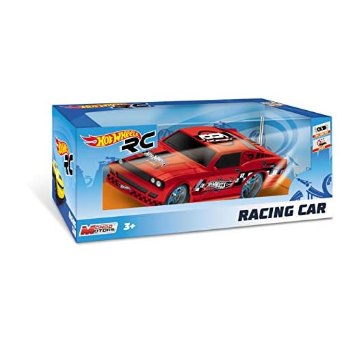 Mondo Motors - Hot Wheels Racing Cars - macchina radiocomandata per bambini - Scala 1:24 - 63595