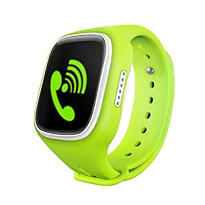 IREALIST Kids Smartwatch,Touchscreen Anti-Lost Smart Watch with GPS Tracker