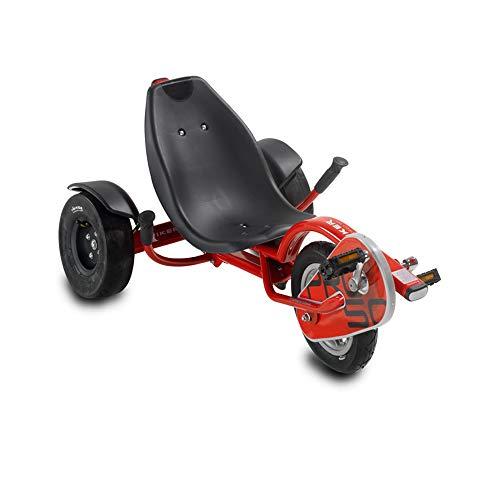 EXIT Tricycle Pro 50 Rouge/Noir