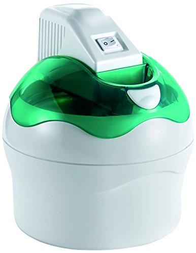 Nemox Harlequin 1.1 Heladera eléctrica color blanco y verdes