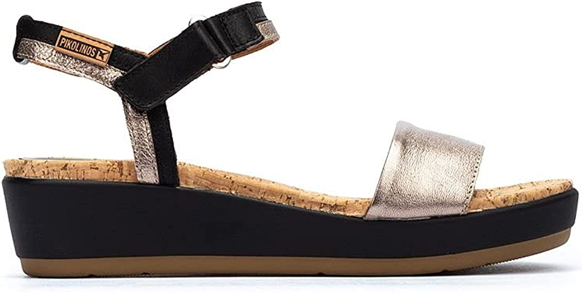 PIKOLINOS Women's Thong Wedge Sandal