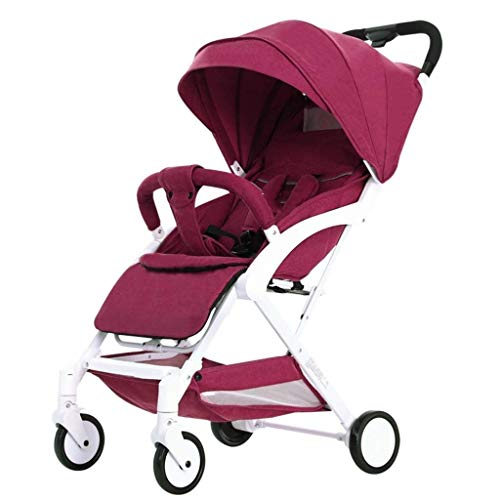 Check Out This TYUIO Baby Stroller Pram Baby Carriage Reclining Seat for Airplane Compartment (Color...