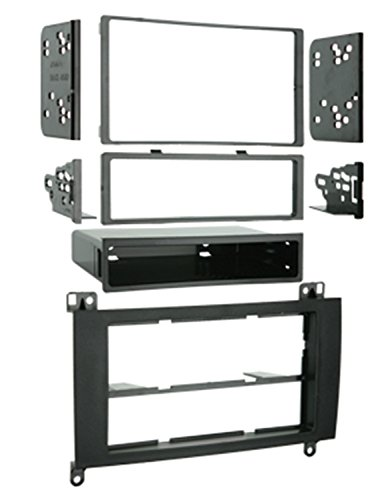 Metra 99-6512 Single DIN / Double DIN Installation Kit for 2007-2008 Dodge Sprinter Vehicles
