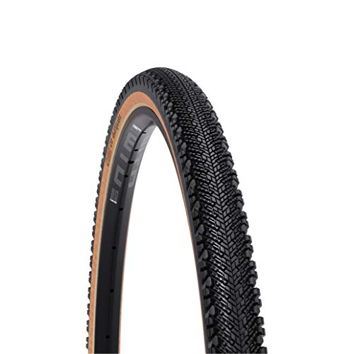 WTB Venture Road TCS - Tubeless Compatible System tire, Tanwall, 650 x 47 (W010-0760)