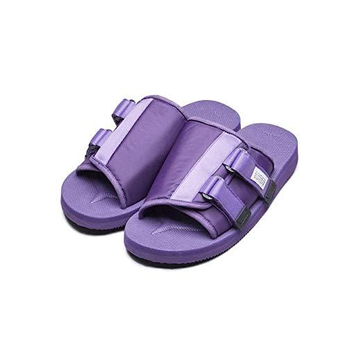 Suicoke 2019SS OG-081Cab / KAW-Cab Sandals Slides Slippers 7 Colors (8 M US / 10 W US, Purple)