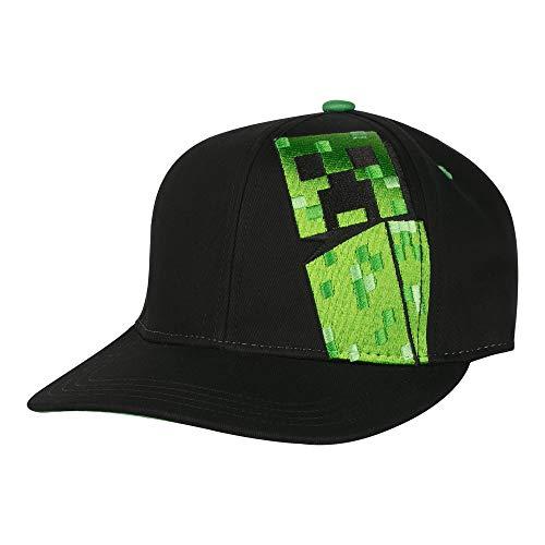 JINX Minecraft Creepin Snap Back Hat (7116)