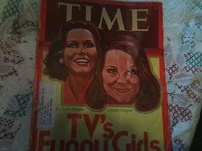 Time Magazine October 28 1974 TV's Funny Girls Mary Tyler Moore & Valerie Harper
