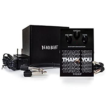 THANK YOU Distortion and Sustain Effect Pedal by Deadbeat Sound review
