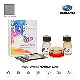DrawndPaint for/Subaru Forester/Set Grey 45 - N45 / Touch-UP Sistema DE Pintura Coincidencia EXACTA/Platinum Care
