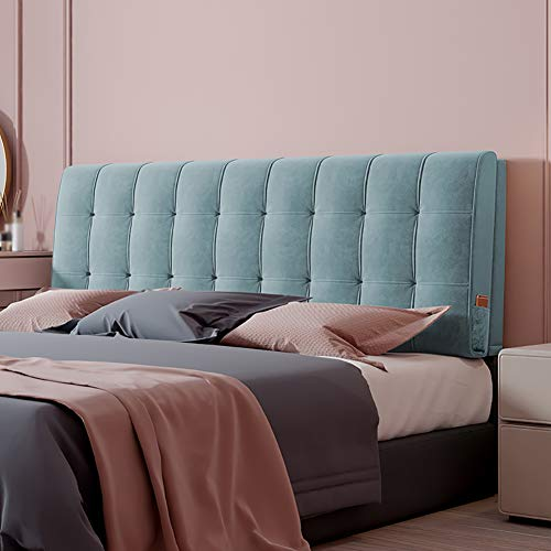 YZJJ Cabezal tapizado, Cojín de cabecera de Cama, Cojines de Respaldo de cabecera Cojín de Respaldo de Lectura, Oficina Dormitorio