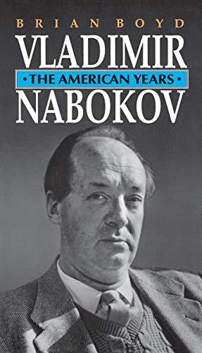 Vladimir Nabokov: The American Years