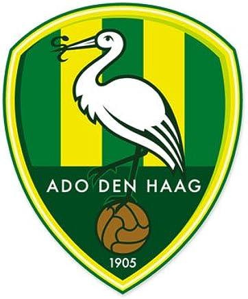 ADO Den Haag - Netherlands Football Soccer Futbol - Car Sticker - 5