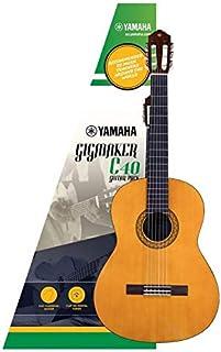 YAMAHA雅马哈C40古典吉他(原木色)