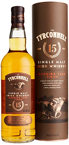 The Tyrconnell 15 Jahre Madeira Cask Finish 46.0% Liköre (1 x 0.7 l)