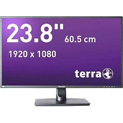 Terra LED 2456W LED-Monitor 60.5cm (23.8 Zoll) EEK A+ (A++ - E) 1920 x 1080 Pixel Full HD 5 ms Audio