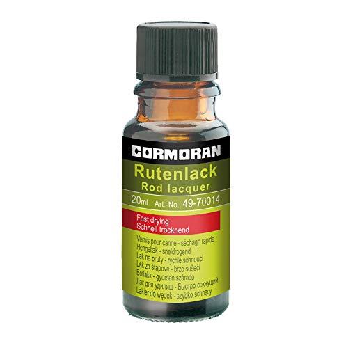 Cormoran Rutenlack schnelltrocknend 20ml- 20ml