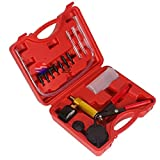 SeniorMar 2 en 1, Herramienta de reparación de Pistola de Bomba de vacío Manual Multifuncional para automóvil, Herramientas de desmontaje de Mano para automóvil, Accesorios para automóvil