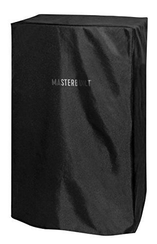 Masterbuilt MB20080319 Electric Smoker Cover, 30 inch, Black