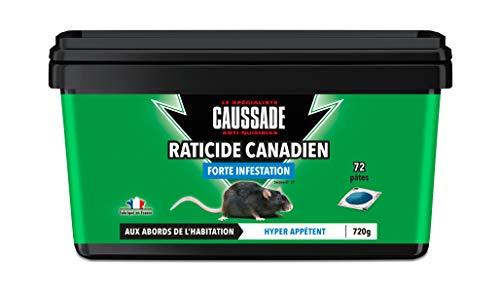 CAUSSADE CARPT720 Raticide...