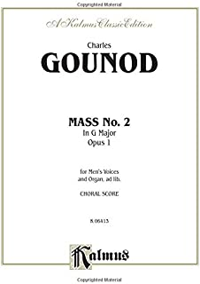 Second Mass in G Major