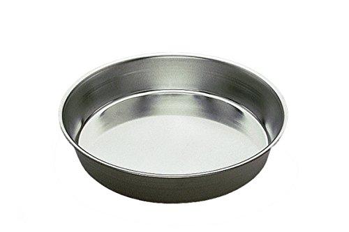 GOBEL - Moule à manqué rond uni - Fer blanc - Matériau recyclable - Ø 24 cm