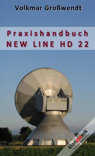 Bedienungsanleitung New Line HD 22 (German Edition)
