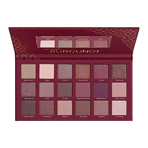 ARTDECO Eyeshadow Palette Nude, Lidschatten, Nr. 4, burgundy