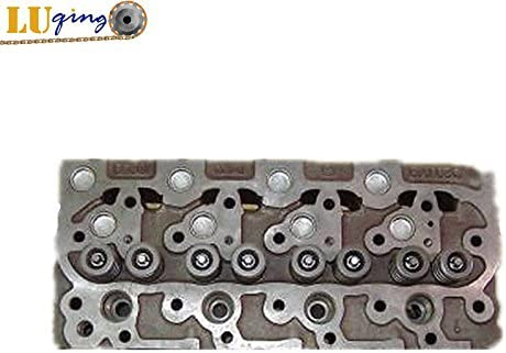NEW For In a popularity Kubota V1702 Cylinder Head Bobcat Ranking TOP9 With He Valves 743