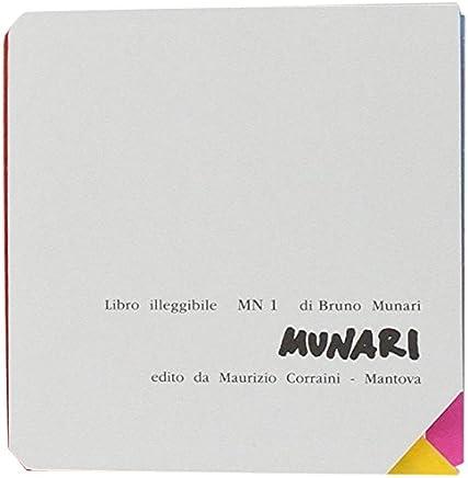 Libro illeggibile «MN 1»