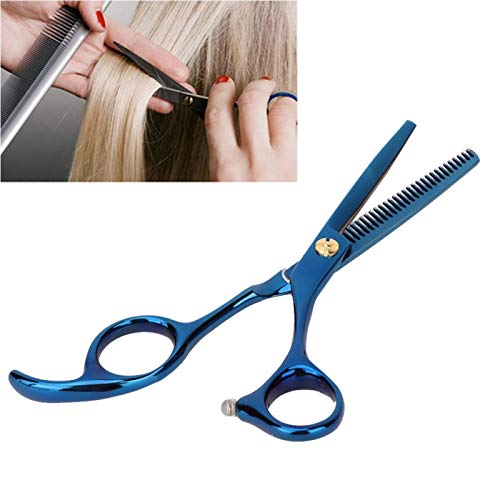 Corte de pelo profesional de 5.5 pulgadas, herramientas de peinado tijeras tijeras de peluquería tijeras de color tijeras de adelgazamiento corte de p