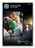 HP Advanced Q8692A - Papel fotográfico (100 hojas, 10X15 cm), el Embalaje puede Variar