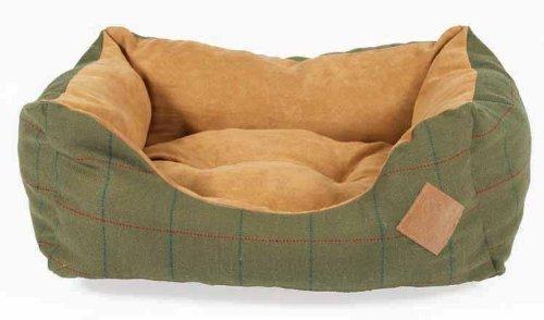 Danish Design Tweed Range Snuggle Bed, Groen