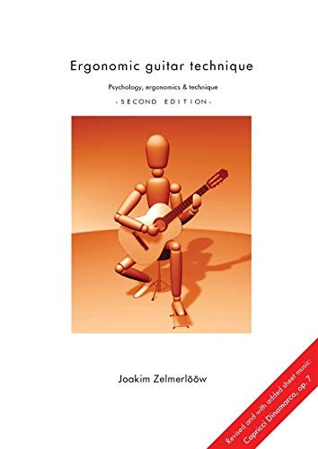 Ergonomic guitar technique - Second edition