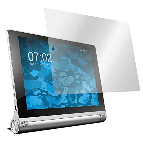 PhoneNatic 2 x Pellicola Protettiva Trasparente Compatibile con Lenovo Yoga Tablet 2 8.0 Pellicole Protettive
