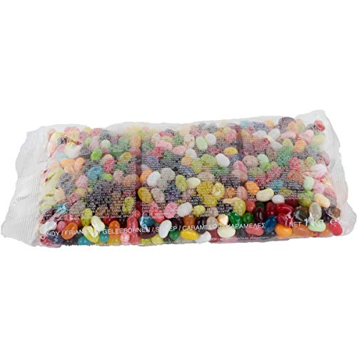 Bonbons - Jelly Belly - Sac vrac de 50 parfums assortis (1kg)
