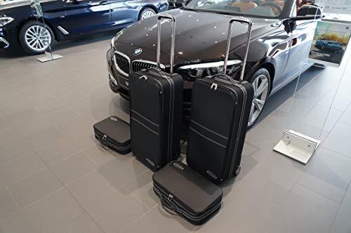 Roadsterbag Kofferset passend für BMW 2er Cabrio F23, 4-teilig Reisekoffer