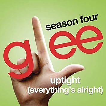 Uptight (Everything's Alright) (Glee Cast Version)
