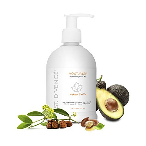 ST. D'VENCE Autumn Edition Body Lotion with Argan Oil and Avocado Butter...