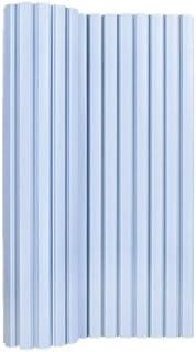 オーエ ポリプロ風呂ふた シンプルスタイル 防カビ加工 幅70×長さ90cm ブルー M-9