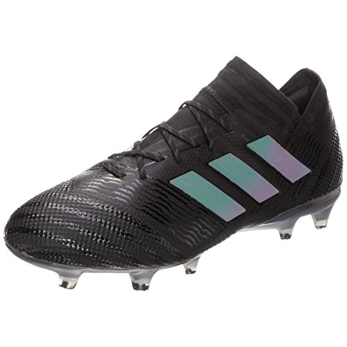 adidas Bota Nemeziz 17.1 FG Core Black-Hi-Res Green Talla 6 UK
