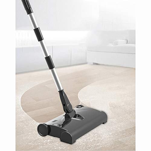 Check Out This WNTHBJ Wireless Sweeper, Rechargeable Mop Vacuum Cleaner, Electric Mop, Household App...