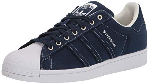 adidas Originals Superstar - Zapatillas para niño, Color Azul, Talla 39 EU