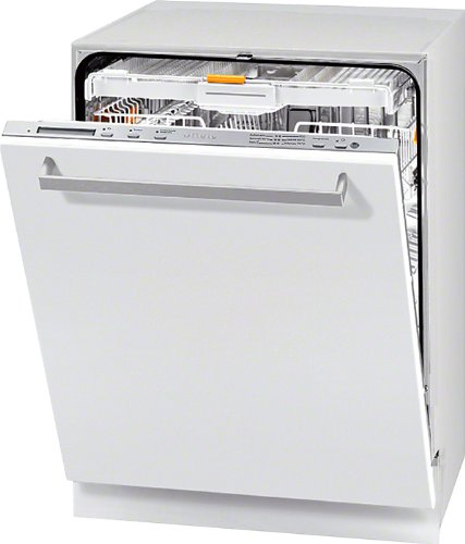 Miele G 5665 SCVi XXL vollintegrierbarer Geschirrspüler / Einbau / A+++ A / 14 Maßgedecke / 43 db / Edelstahl / intelligente Beladungserkennung / 3D-Besteckschublade / 59.8 cm