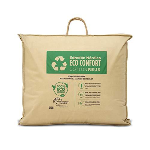 COTTON REUS Relleno Nórdico Eco Confort 300 g/m2 Oferta (Cama de 90 cm 150 x 220 cm)