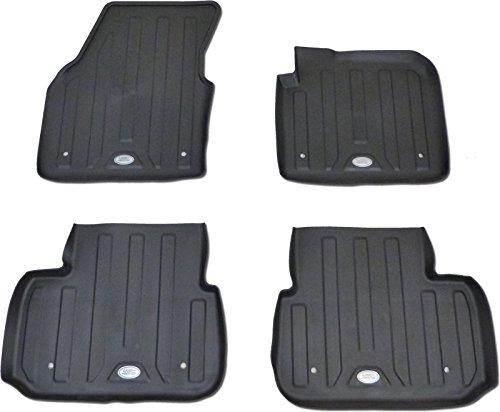 Land Rover Genuine Discovery Sport Rubber Mat Set 2015 to 2019
