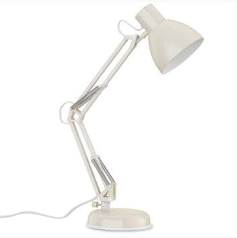 ZHANG NAN ●   American Style LED-Lampe Studenten Lernen, Augenschutz zu betreiben Dual-Lampe-Nachttischlampe Nordic Kreativität (Farbe  Weiß) ● B07PWQLXGR | Online-Shop