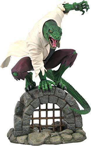 DIAMOND SELECT TOYS Marvel Premier Collection: Lizard Statue, Multicolor