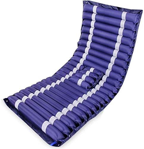 WKDZ Alternierende aufblasbare Druckmatratze Körperpositionierer, die Lufttopfpolster für Bettwache unterstützen, umfasst das bedrostende Behandlung mit einem elektrischen Pumpensystem 1218