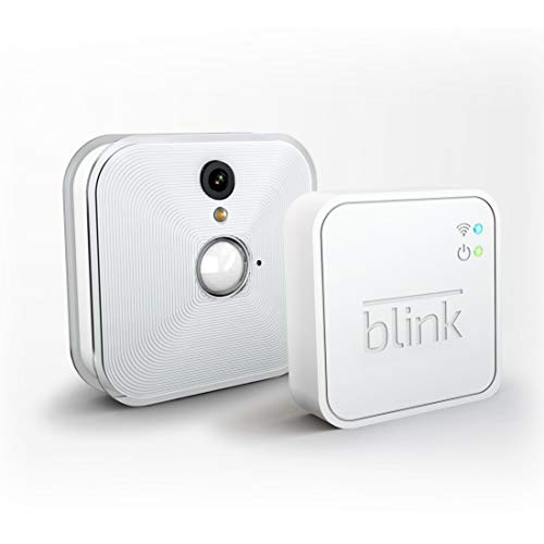 Blink Home Security - Sistema per fotocamera, colore: Bianco